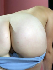 Big rump sluts are fooling around, posing and teasing..