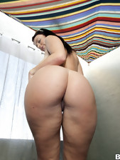 Sophie Dee came to shake her plump ass for our..